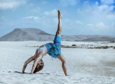 Anna Lewandowska i jej sposób na piękne ciało